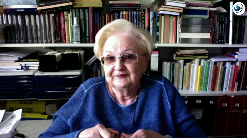 Łętowska: w tej chwili prawo jest tworzone z pogardą dla zwykłych, pragmatycznych zasad tworzenia prawa