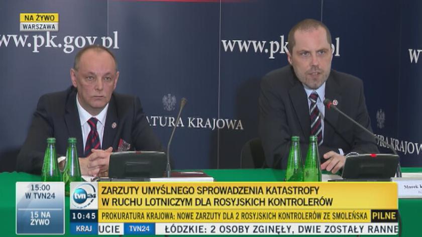 Kuczyński: stwierdzono, że w dwóch przypadkach doszło do zamiany ciał