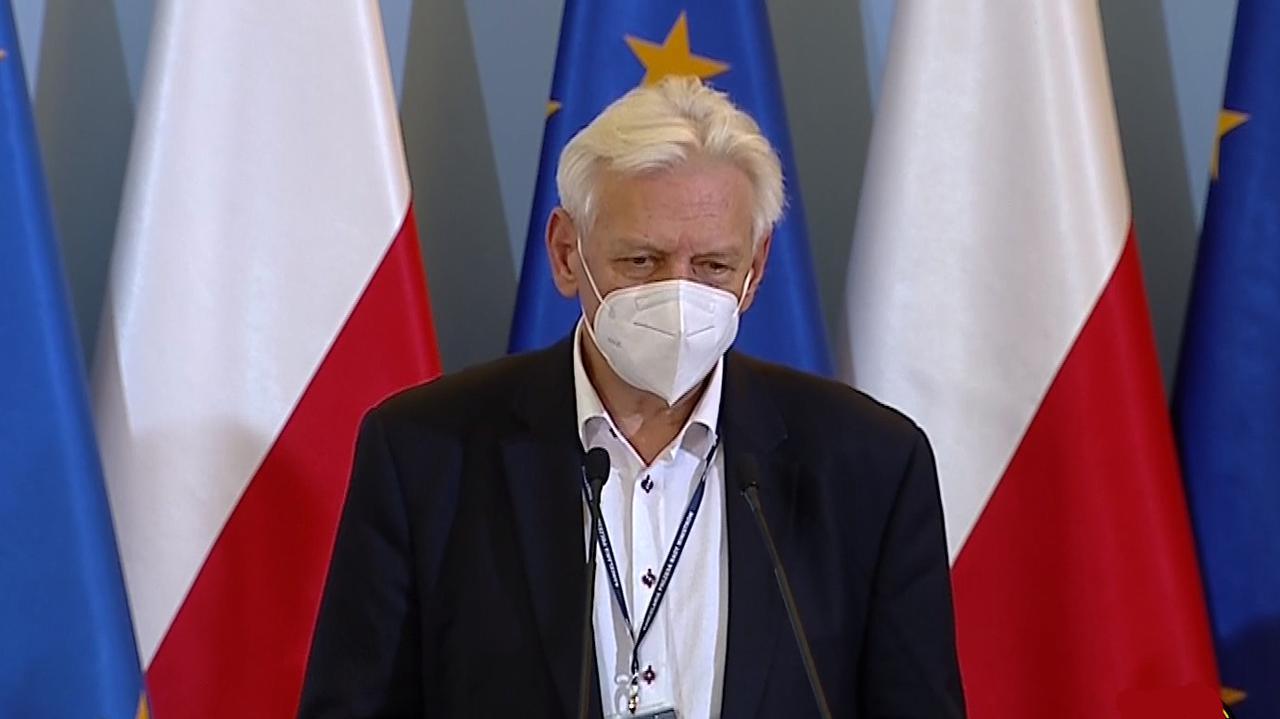 Koronawirus w Polsce. Konferencja o nowych obostrzeniach [relacja na żywo] - TVN24