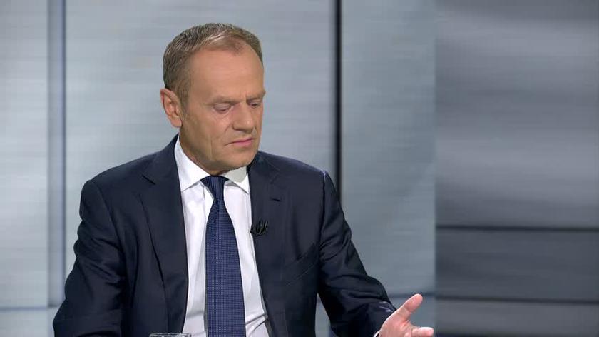 Tusk: wysłuchano mojej argumentacji, że karanie Polski jako państwa, jako całości, nie będzie miało większego sensu