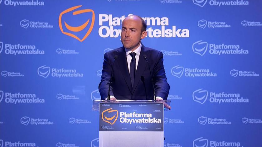 Budka: nie możemy pozwolić, by Polacy tracili pieniądze, bo w spółkach Skarbu Państwa zamiast managerów zatrudniani są krewni polityków