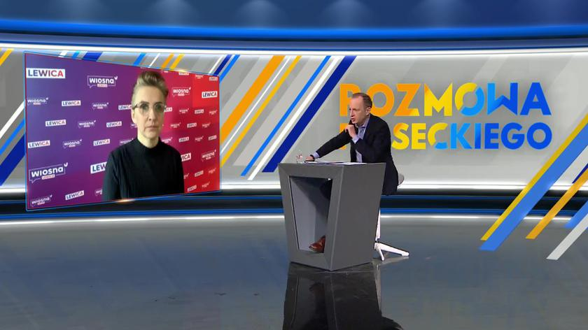 Scheuring-Wielgus: pani Pawłowska oszukała swoich wyborców