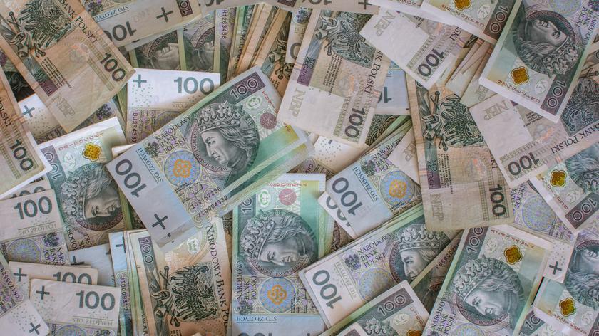 Saszetka z pieniędzmi została znaleziona przy drodze w miejscowości Lisów w powiecie lubartowskim