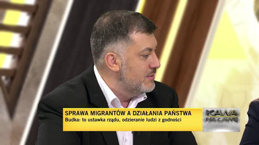 Dziambor: UE po cichu trzyma kciuki, że Polska się nie ugnie