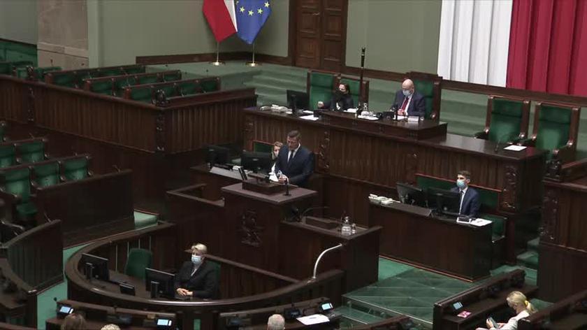 Krzysztof Paszyk: ten raport dobrym początkiem do oceny stanu państwa dzisiaj