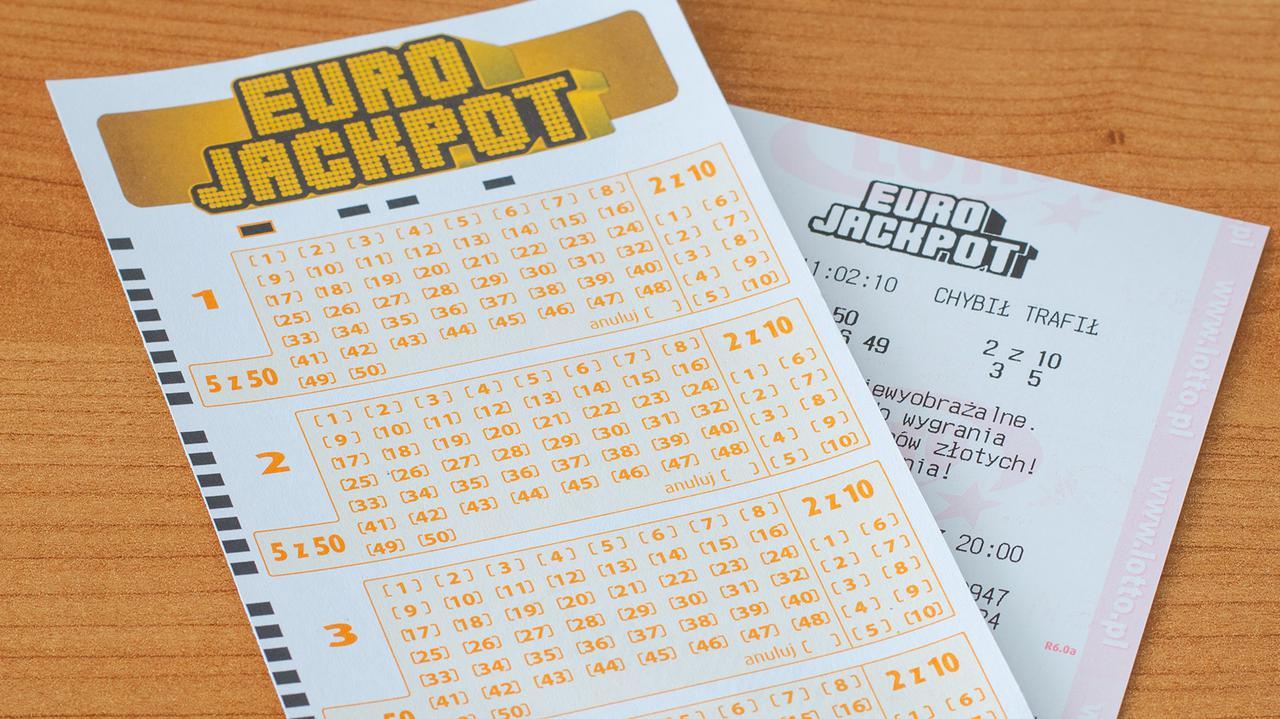 Eurojackpot bez głównej wygranej. Do zgarnięcia 285 milionów złotych