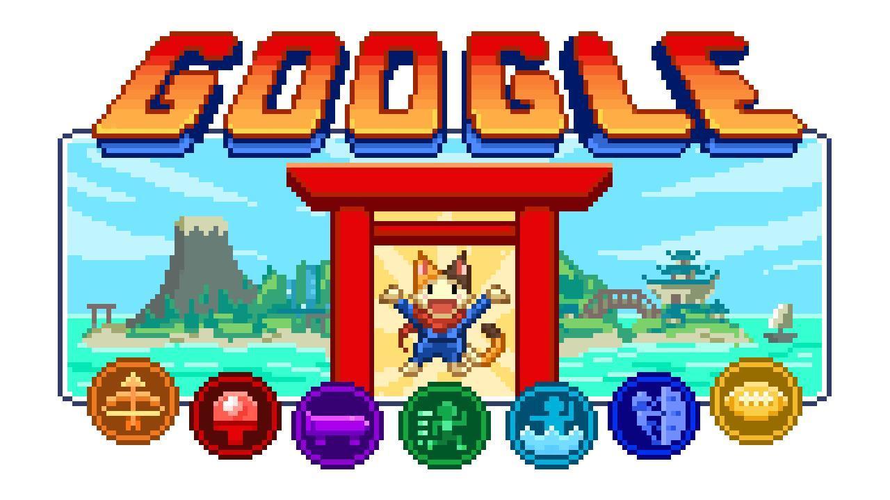 Google Doodle - co to jest? Gry, grafiki i animacje