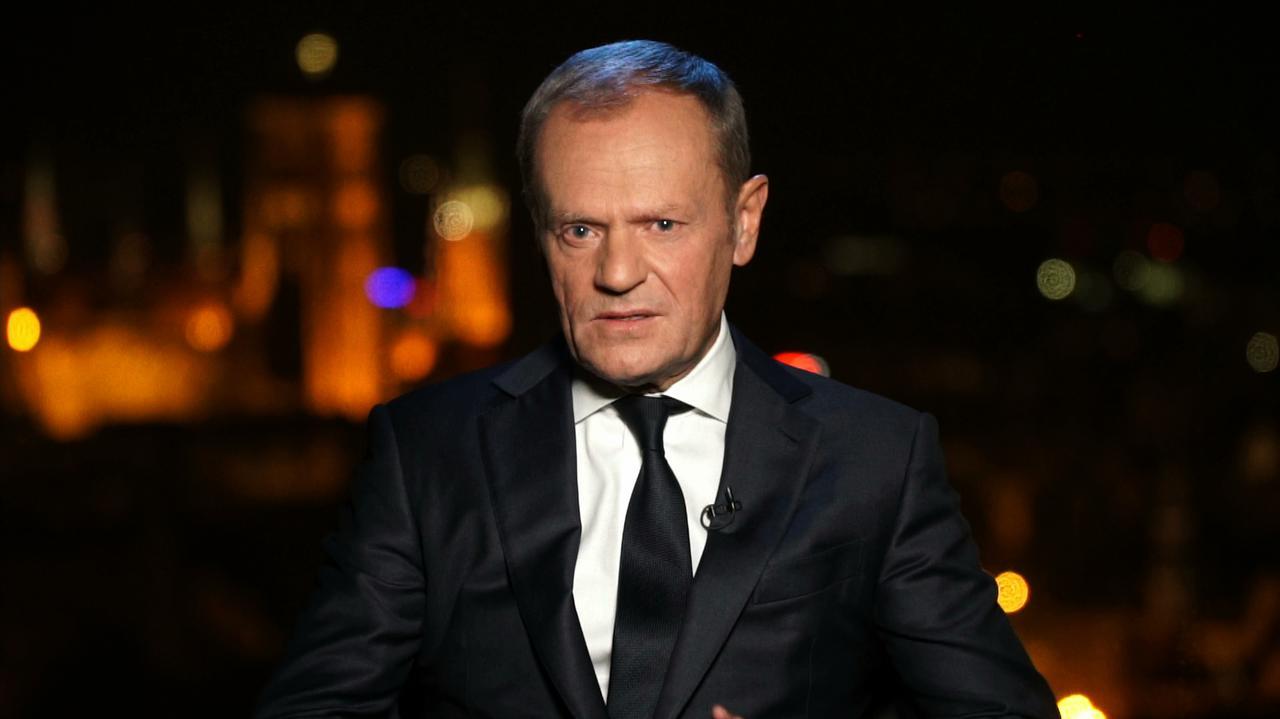 Tusk: widać strach w oczach Kaczyńskiego i jego współpracowników