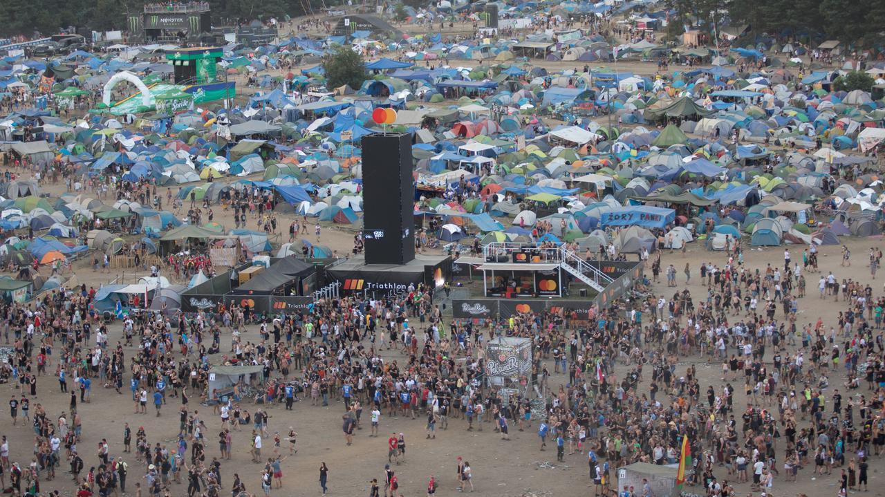 Pol'and'Rock Festival2021 w nowym miejscu. Ogłosił Jerzy Owsiak