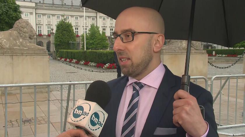 Łapiński komentuje słowa wiceministrów sprawiedliwości