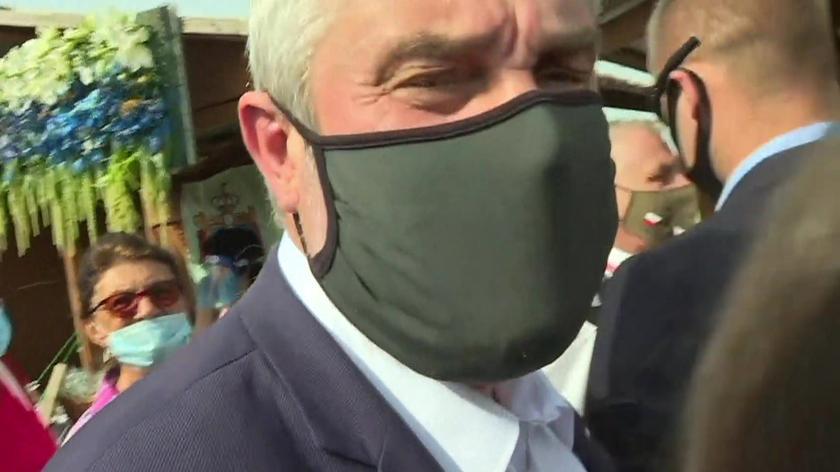 Minister Ardanowski do dziennikarza: jest pan nudny i marudny