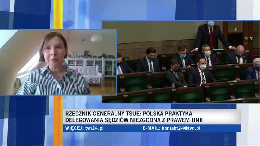 Konstytucjonalistka: Kaczyński nie chce silnego państwa. Chce państwa, które będzie na jego gwizdnięcie