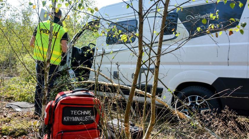 Policjanci drogówki odzyskali skradzione w Niemczech dwa pojazdy o łącznej wartości ponad 400 tysięcy złotych