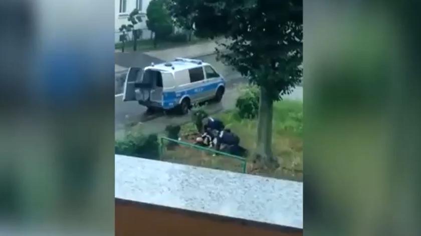 Prokuratorzy z Łodzi zajmą się sprawą śmierci po interwencji policji w Lubinie