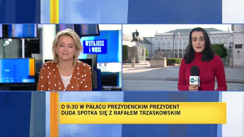 Dziś ma odbyć się spotkanie Andrzeja Dudy i Rafała Trzaskowskiego