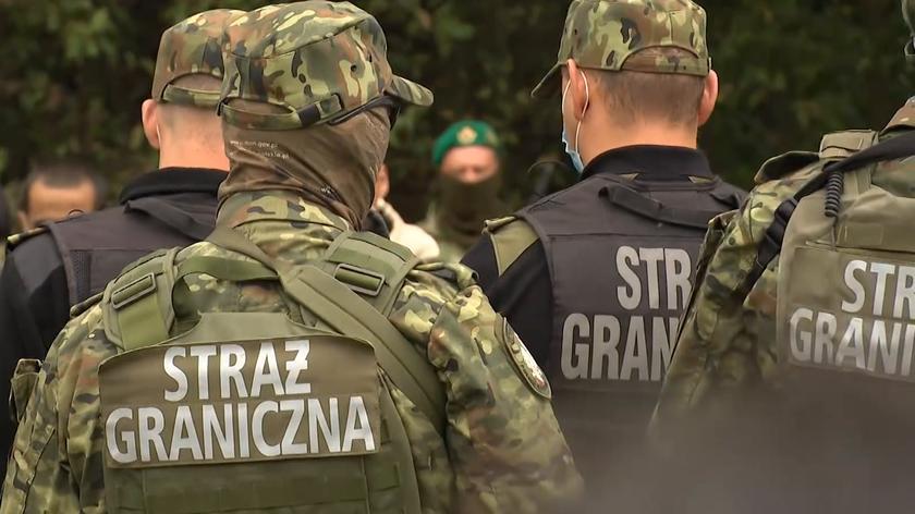 Straż Graniczna: w rejonie przygranicznym z Białorusią znaleziono zwłoki trzech osób