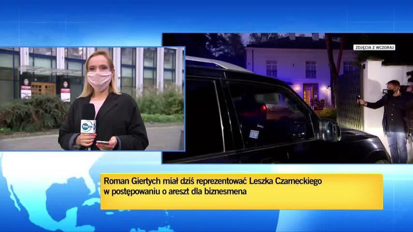 Sprzeczne komunikaty dotyczące stanu zdrowia Romana Giertycha