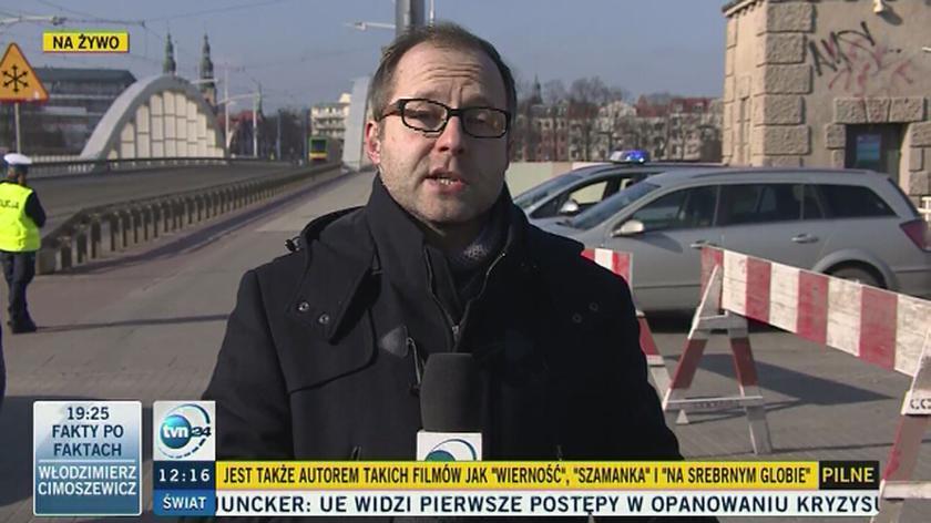 Sprawa Ewy Tylman. Policja zamknęła część centrum Poznania