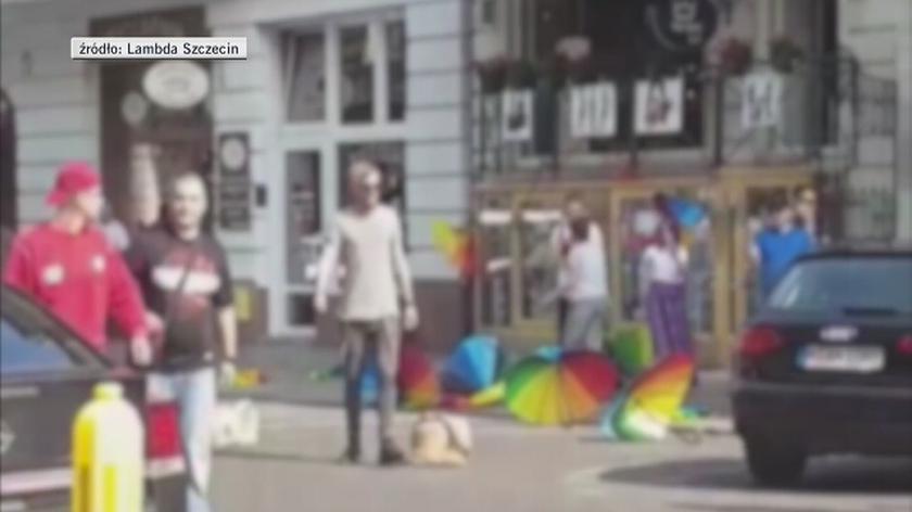 Grupa młodych mężczyzn zakłóciła piknik w Szczecinie