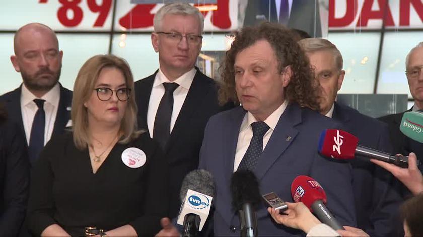 Prezydent Sopotu Jacek Karnowski: rok temu mieliśmy do czynienia z mordem politycznym