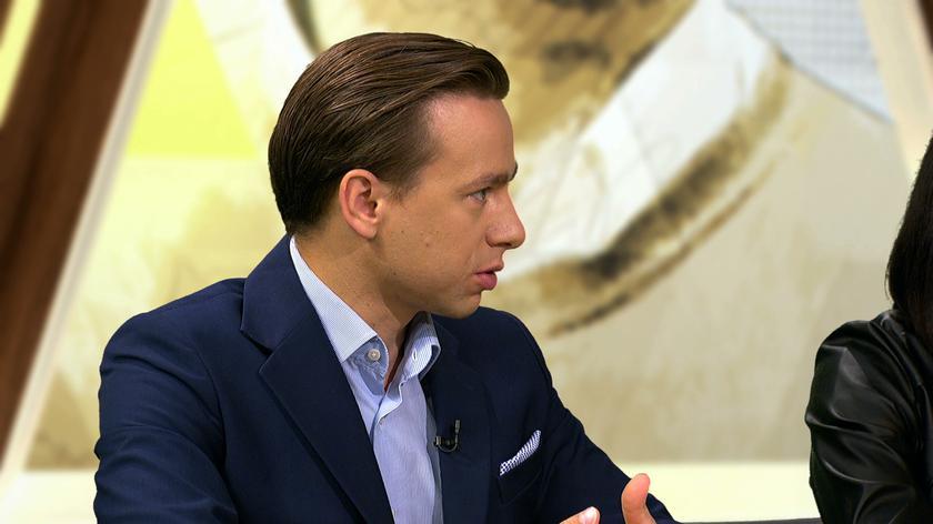"""Bosak o """"nadużywaniu prawa"""" przez KRRiT w sprawie koncesji dla TVN24"""