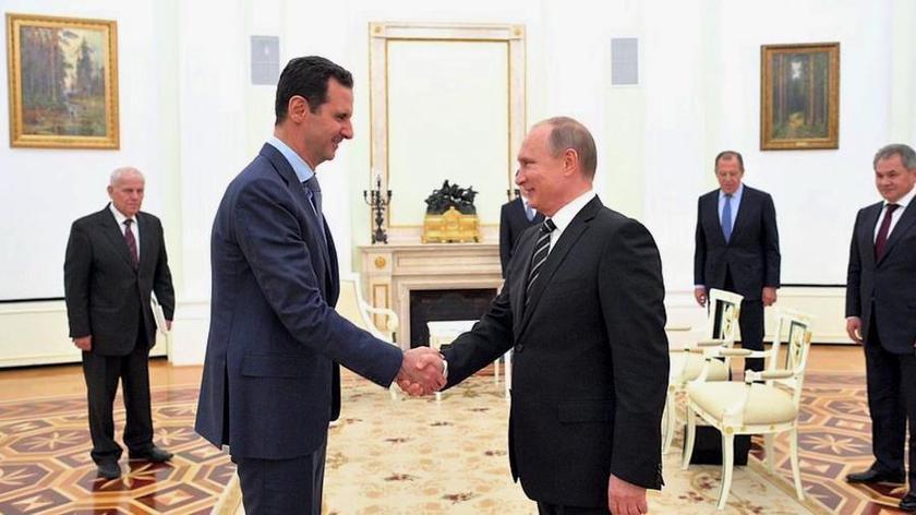 22.10.2015   Putin z rekordowym poparciem. Dzięki Syrii?