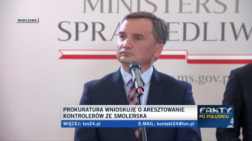 """Solidarna Polska przeciwko ustawie o """"bezkarności urzędników"""". Ziobro: nie zagłosujemy za tym projektem w tym kształcie"""