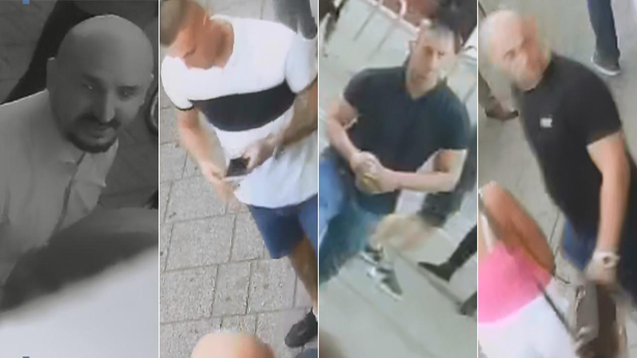 Znieważyli i pobili obcokrajowców. Policja publikuje zdjęcia i prosi o pomoc