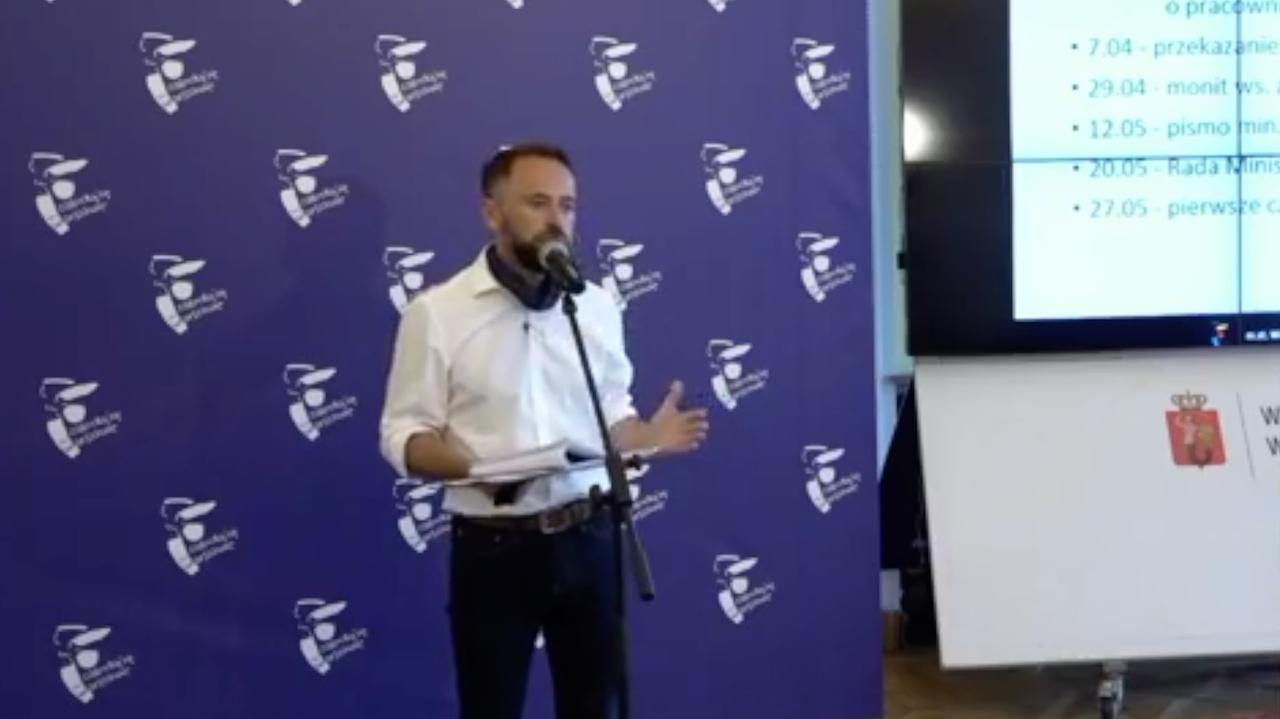 Olszewski: wnioski o pomoc dla przedsiębiorców będą rozpatrywane trzy razy szybciej