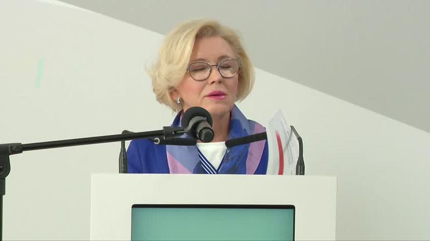 Wiceminister edukacji i nauki Marzena Machałek o przygotowaniach szkół do stacjonarnej nauki od września