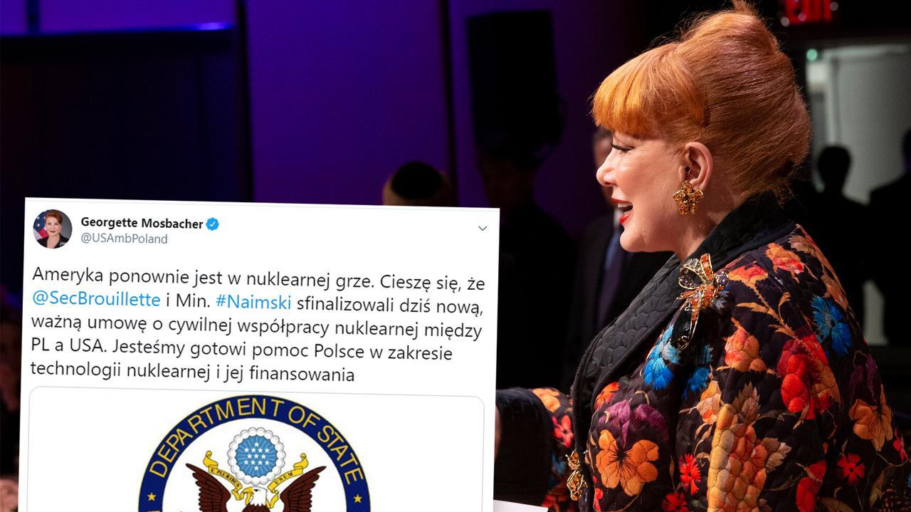 Polska zawarła umowę z USA w sprawie atomu
