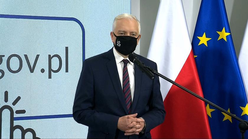 Gowin: te pieniądze są Polsce potrzebne