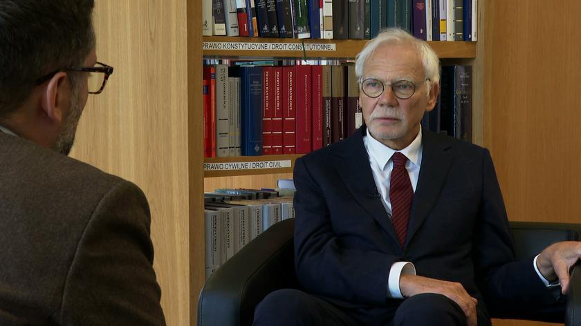 Prof. Safjan: mechanizm praworządności ma być elementem towarzyszącym także w wydatkowaniu środków unijnych
