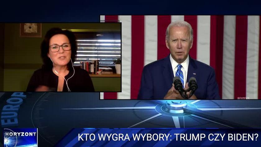 Amerykanistka Renata Nowaczewska o wyborach prezydenckich w USA