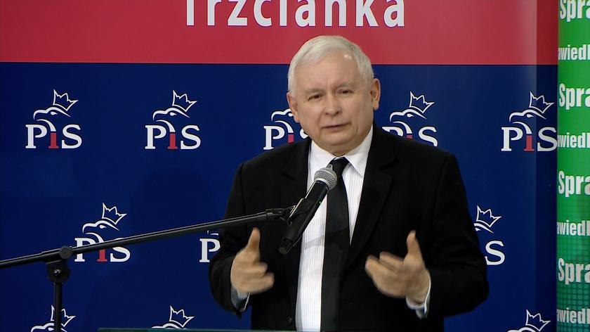 Jarosław Kaczyński odpowiedział na pytania wyborców