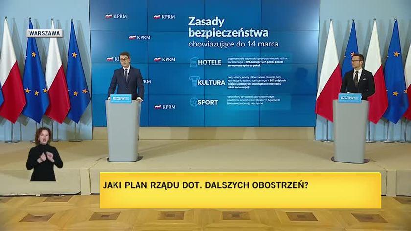 Polska kupi chińskie lub rosyjskie szczepionki? Rzecznik rządu Piotr Mueller: decyzje nie zostały jeszcze podjęte
