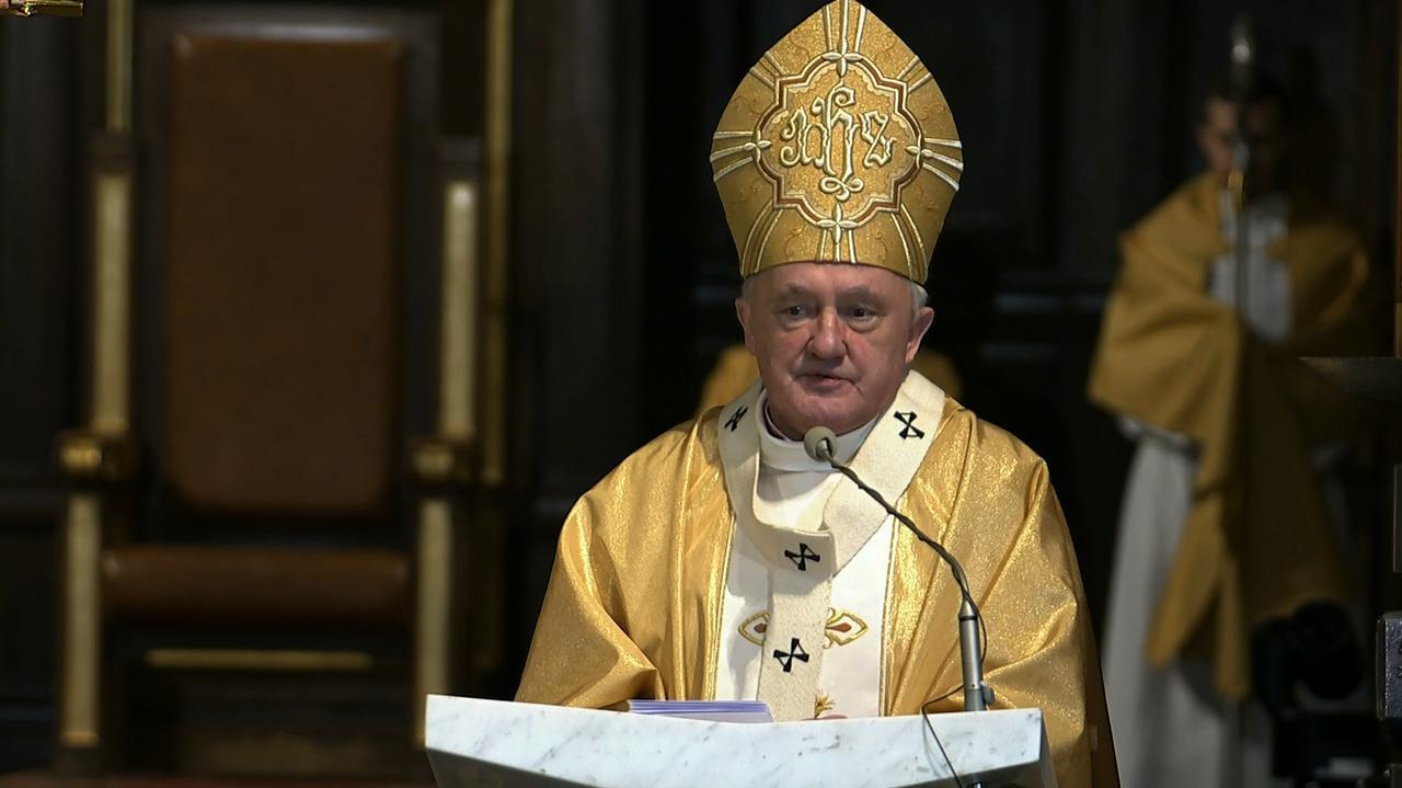 Kardynał Nycz wyszedł ze szpitala.