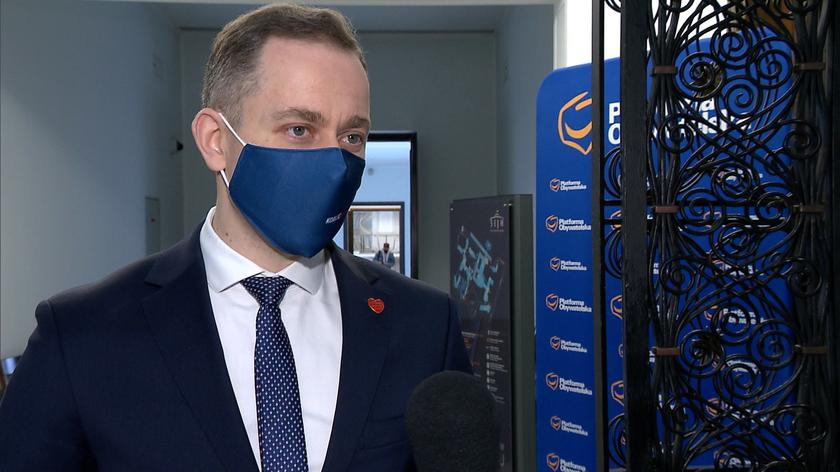 Tomczyk: może okazać się, że dzisiaj tak naprawdę w Polsce mamy rząd mniejszościowy