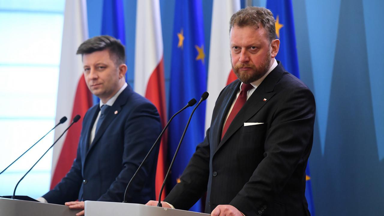 Koronawirus w Europie. Minister zdrowia Łukasz Szumowski poprosi unijnąkomisarz o pilne spotkanie - TVN24