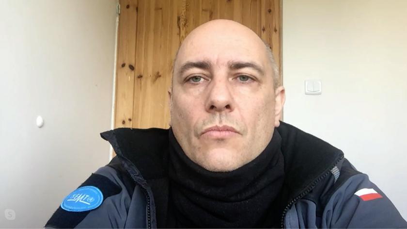 Paweł Szczuciński o sytuacji w Lombardii: Te obrazy będą nas prześladować