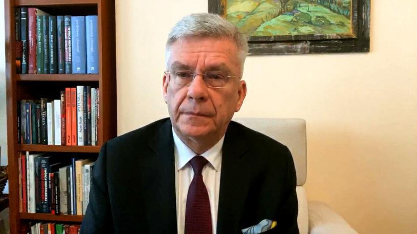 Karczewski: nie wszystkie rozwiązania rządu były trafione