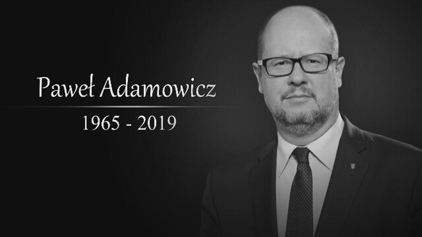 Paweł Adamowicz miał 53 lata