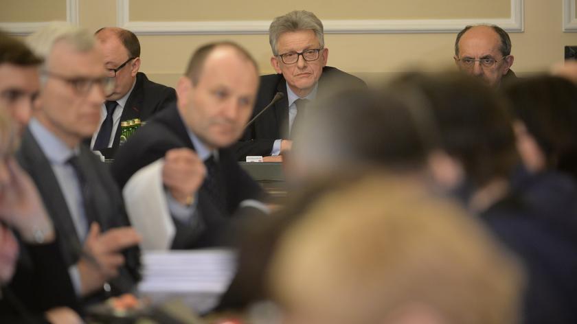 Sejmowa komisja sprawiedliwości ustaliła kandydatów do KRS