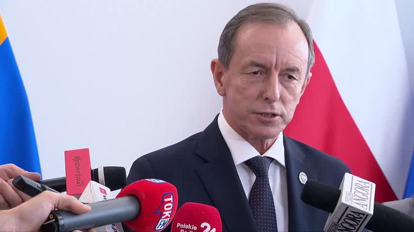 Grodzki: powstałby fałszywy obraz, że Ziobro jest zły, a reszta rządu jest dobra