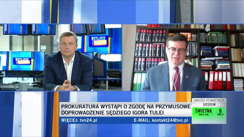 Markiewicz: od 2015 roku mamy do czynienia z pandemią Zbigniewa Ziobry