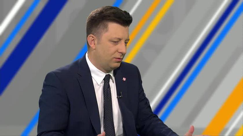 Dworczyk o lex TVN: nie rozmawiałem z panem prezydentem na ten temat