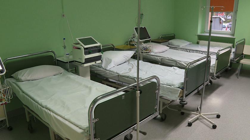 W Ostrowie Wielkopolskim jest oddział dla pacjentów z koronawirusem