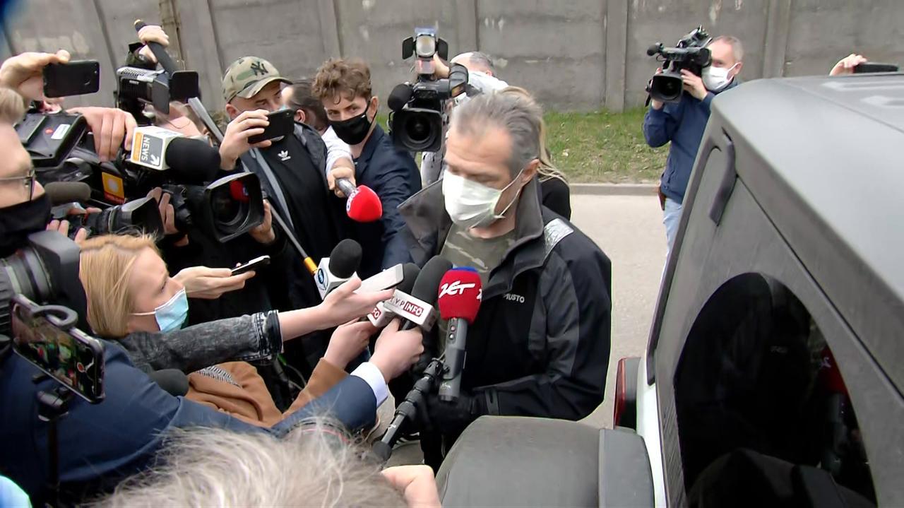 Prokuratura: środki wpłacone przez córkę Nowaka pochodzą z zakazanego źródła