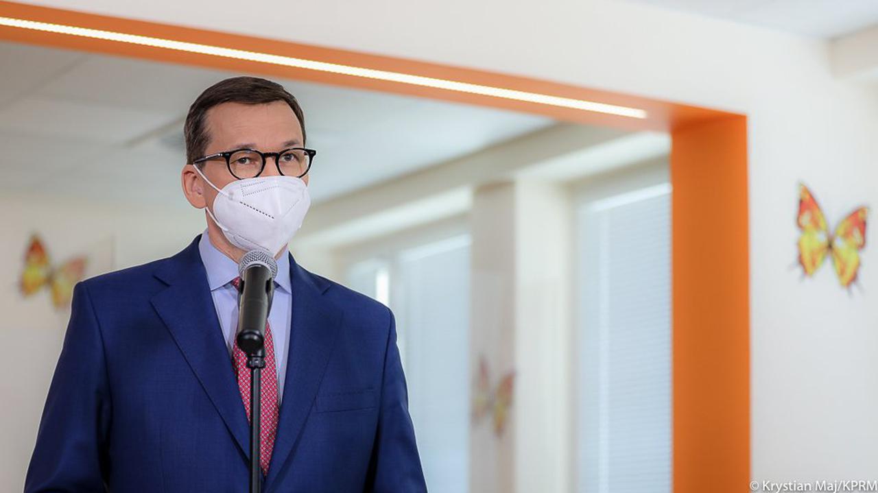 Koronawirus w Polsce. Obostrzenia - zmiany. Konferencja premiera i ministra zdrowia [12 maja] - TVN24