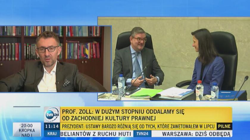 Prof. Marek Chmaj o tym jak nowa Krajowa Rada Sądownictwa obsadzi nowy Sąd Najwyższy